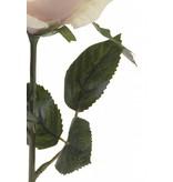 Kunstbloem Roze Roos Simone 45cm
