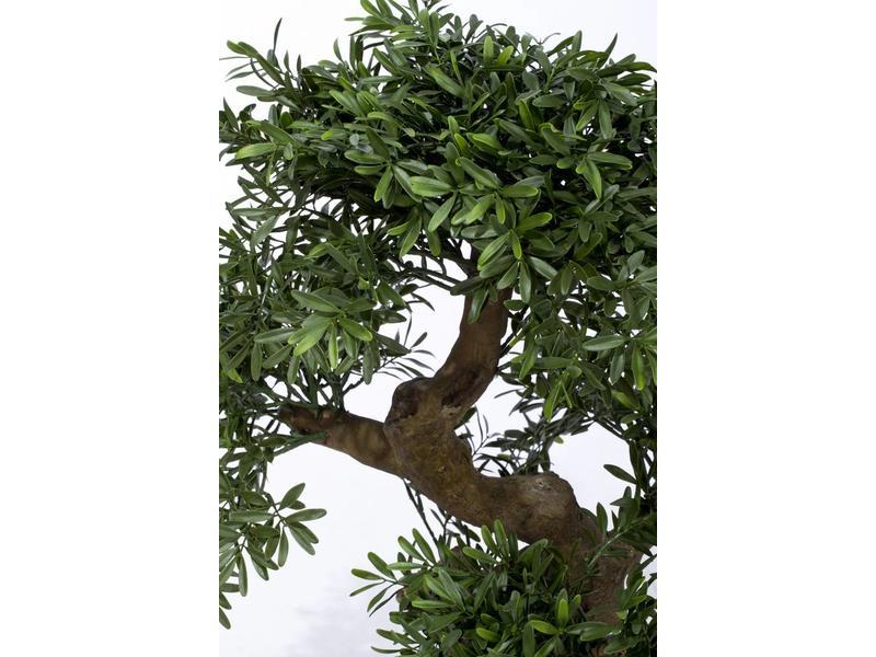 Kunst bonsai boompje 70cm in pot