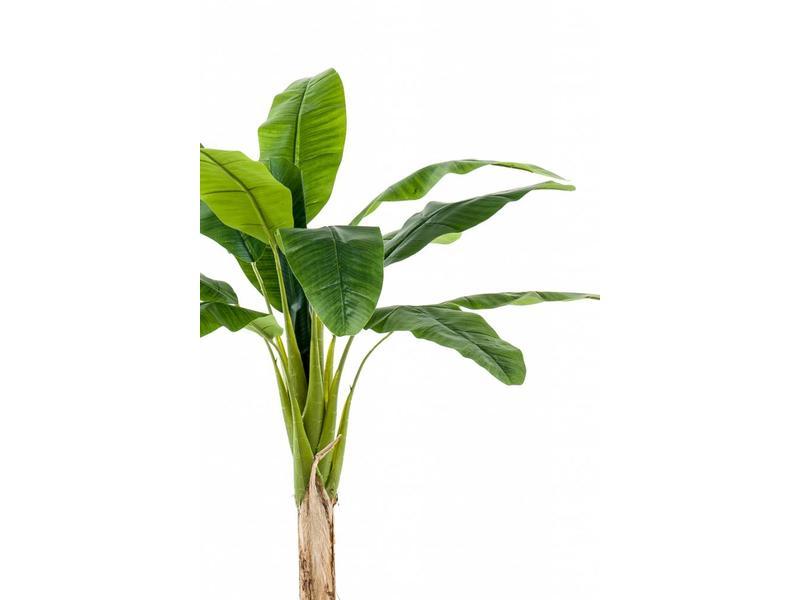 Kunst bananenboom in pot 150cm