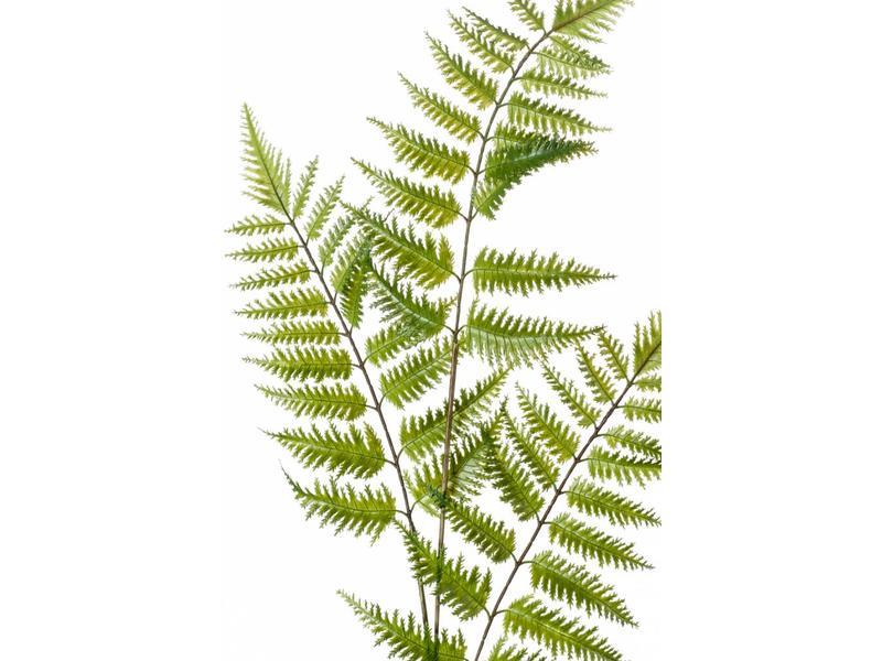Kunsttak varen groen 85cm