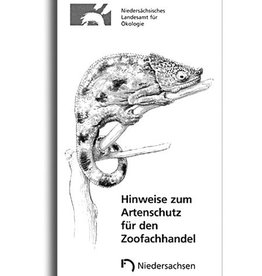 HINWEISE ARTENSCHUTZ  ZOOFACHHANDEL
