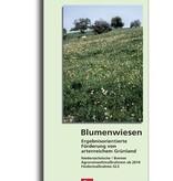 BLUMENWIESEN - ERGEBNISORIENTIERTE FÖRDERUNG VON ARTENREICHEM GRÜNLAND (FALTBLATT)