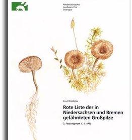 ROTE LISTE GROßPILZE NIEDERSACHSEN + HB (5/95)