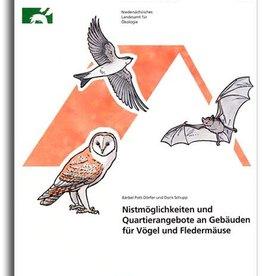 NISTMÖGLICHKEITEN VÖGEL + FLEDERM. (6/95)
