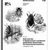 ROTE LISTE DER IN NIEDERSACHSEN UND BREMEN GEFÄHRDETEN WASSERKÄFER (3/96)