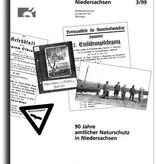 90 JAHRE AMTLICHER NATURSCHUTZ IN NIEDERSACHSEN (3/99)