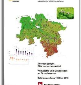 THEMENBERICHT PFLANZENSCHUTZMITTEL - WIRKSTOFFE UND METABOLITEN IM GRUNDWASSER (GW 23)