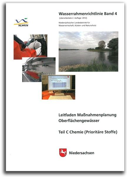 LEITFADEN MAßNAHMENPLANUNG OBERFLÄCHENGEWÄSSER / TEIL C CHEMIE (2. AUFLAGE) (WRRL 4)