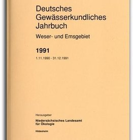 DGJ WESER-EMSGEBIET 1991