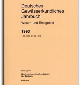 DGJ WESER-EMSGEBIET 1993