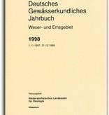 DEUTSCHES GEWÄSSERKUNDLICHES JAHRBUCH WESER-EMSGEBIET 1998
