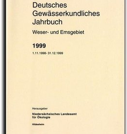 DGJ WESER-EMSGEBIET 1999