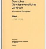 DEUTSCHES GEWÄSSERKUNDLICHES JAHRBUCH WESER-EMSGEBIET 2000