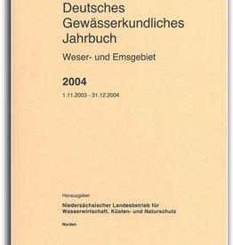 DGJ WESER-EMSGEBIET 2004
