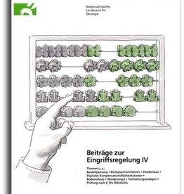 BEITRÄGE ZUR EINGRIFFS- REGELUNG IV (3/00)