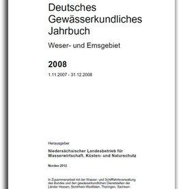 DGJ WESER-EMSGEBIET 2008 (DGJ 2008)