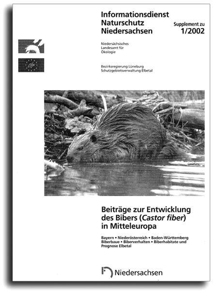 BEITRÄGE ZUR ENTWICKLUNG DES BIBERS IN MITTELEUROPA (1/02 SUPPLEMENT)