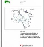 SCHADSTOFFUNTERSUCHUNGEN IM SESTON VON WESER UND ALLER (OG 2)