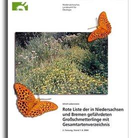 ROTE LISTE GROß- SCHMETTERLINGE (3/04)