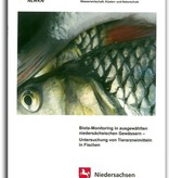 BIOTA-MONITORING IN AUSGEWÄHLTEN NIEDERSÄCHSISCHEN GEWÄSSERN - UNTERSUCHUNG VON TIERARZNEIMITTELN IN (OG 37)