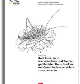 ROTE LISTE HEUSCHRECKEN NDS/HB (1/05)