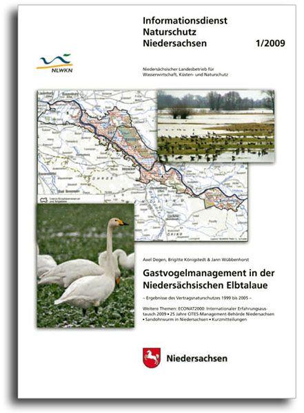 GASTVOGELMANAGEMENT IN DER NIEDERSÄCHSISCHEN ELBTALAUE (1/09)