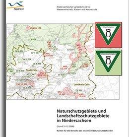 NATURSCHUTZGEBIETE + LSGs NDS. (2/09)