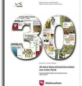 30 JAHRE NATURSCHUTZ- INFORMATION (5/10)