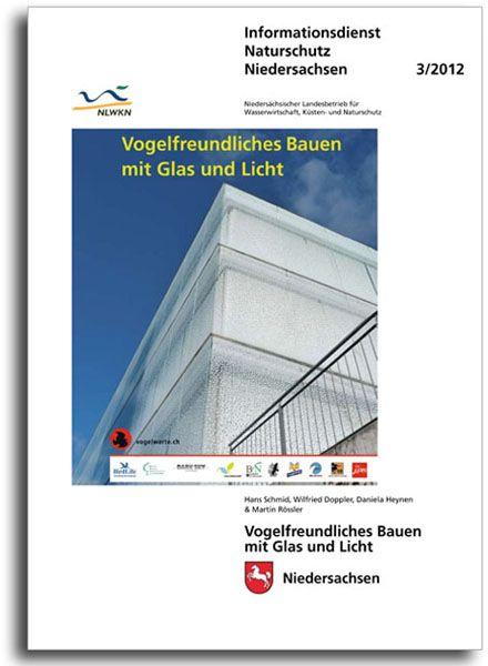 VOGELFREUNDLICHES BAUEN MIT GLAS UND LICHT (3/12)