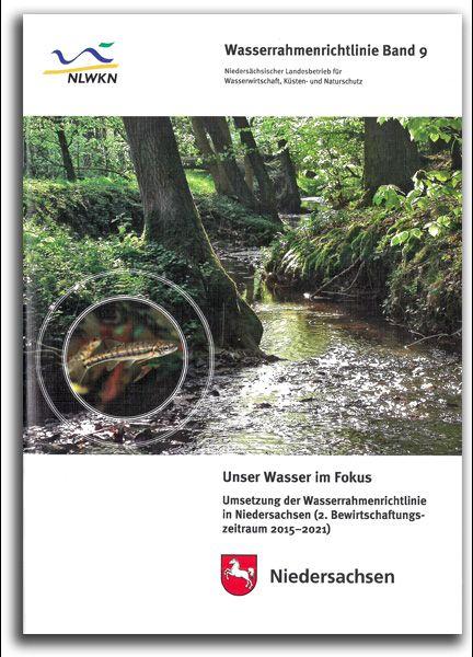 Unser Wasser im Fokus (WRRL 9) - Umsetzung der Wasserrahmenrichtlinie in Niedersachsen (2015-2021) (WRRL 9)