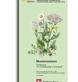 Blumenwiesen -  Förderung von artenreichem Grünland
