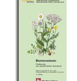 Blumenwiesen -  Förderung von artenreichem Grünland (Bestimmungshilfe)