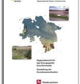 Regionalbericht für das Einzugsgebiet Ems-Nordradde - Darstellung der Grundwassersituation