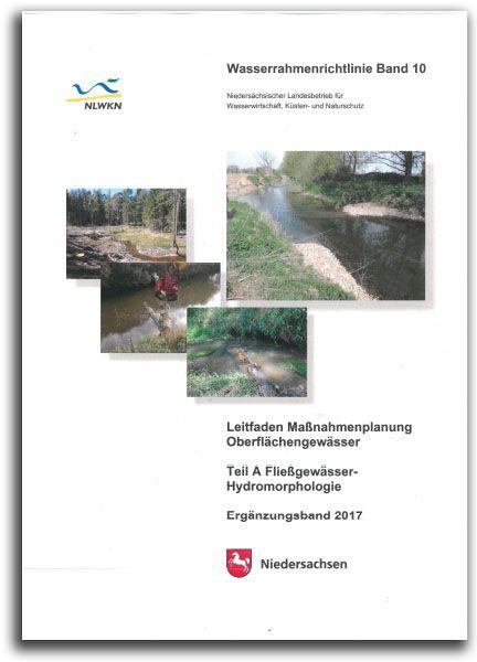 Leitfaden Maßnahmenplanung Oberflächengewässer Teil A Fließgewässer-Hydromorphologie