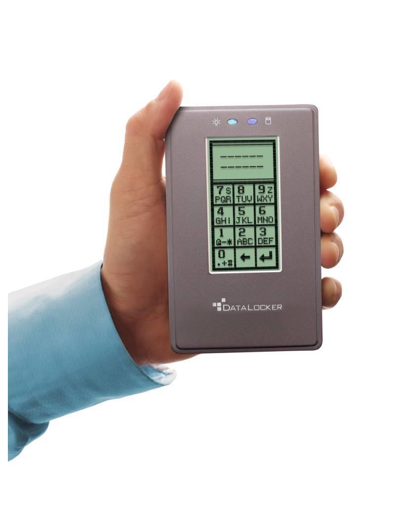 DataLocker DataLocker DL2 2TB Encrypted External Hard Drive