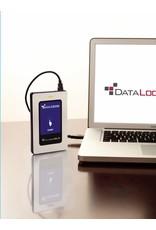 DataLocker DataLocker DL3 FE 960GB hardwarematig versleutelde externe SSD (FIPS Edition) met 2-voudige 256-Bit hardwarematige AES Encryptie en 2 Factor Authenticatie