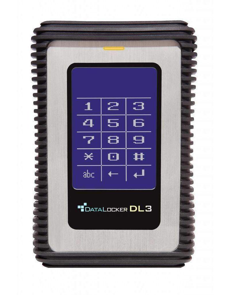 DataLocker DataLocker DL3 512GB Encrypted External Solid State Disk