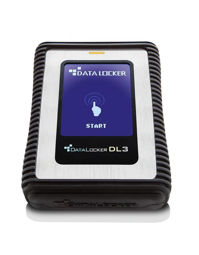 DataLocker DataLocker DL3 512GB Verschlüsselte externe Solid State Disk