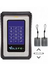 DataLocker DataLocker DL3 FE 2TB Verschlüsselte externe Festplatte FIPS Edition mit Two Pass 256-Bit AES Encryption Mode Hardware Data Encryption und 2 Factor Authentizierung