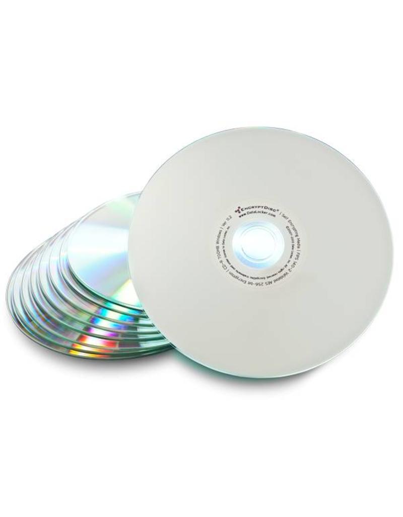DataLocker DataLocker EncryptDisc - Versleutelde CD 100 Pack