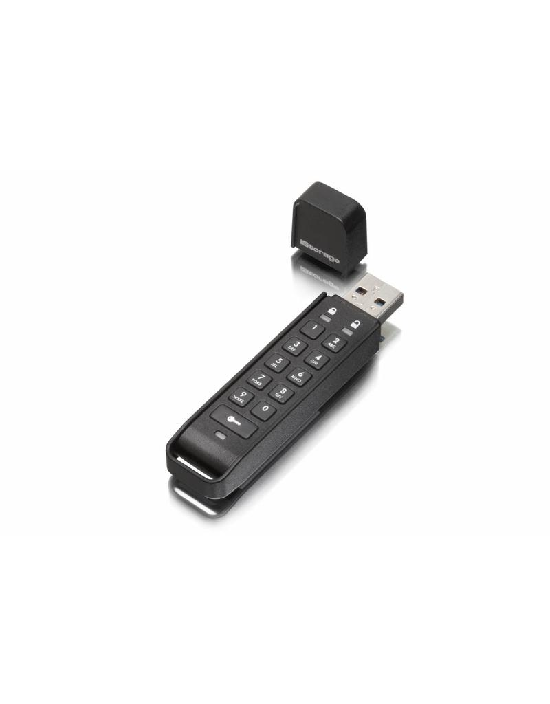 iStorage datAshur Personal2 - 64GB Flash Drive USB 3.0 beveiligde USB Stick met PIN code