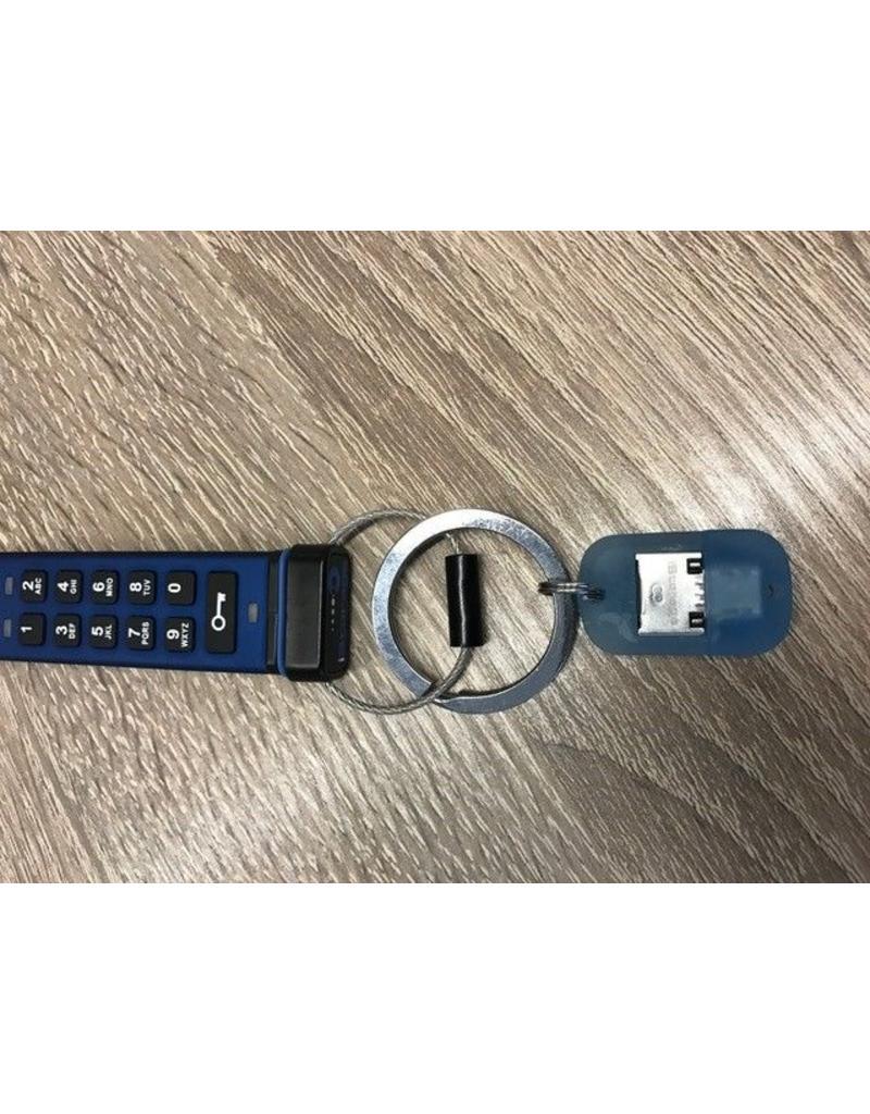 USB-to-go USB naar micro USB adapter