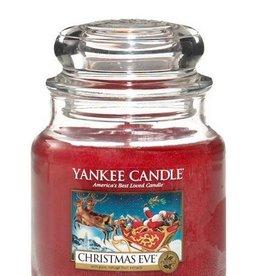 Christmas eve medium jar