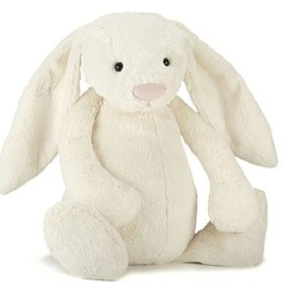 jellycat limited Basful Cream Bunny Huge H 51 cm