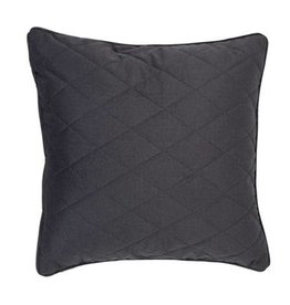 Zuiver pillow diamond square pebble grey
