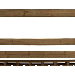 Zuiver wall shelf tres