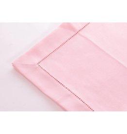 Simla Tafelrunner pastel pink 45x150 set van 2