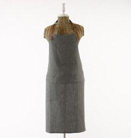 Simla Schort ramie/ katoen grijs 63x88
