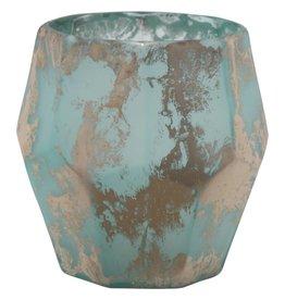 Kosta blue organische shake glass stormlight m
