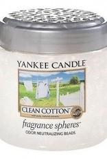 Clean cotton fragrances spheres